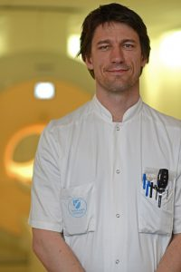 Claus Simonsen, Aarhus Universitetshospital